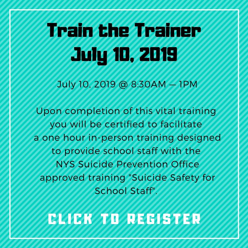 July Training